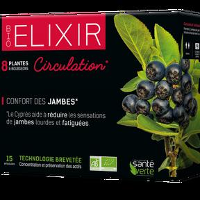 Elixir Circulation, Santé Verte