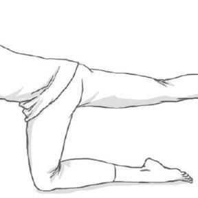 Exercice de tonus vertébral