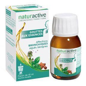 Gouttes aux essences, Naturactive