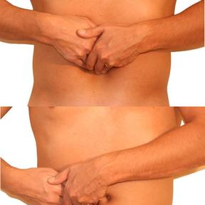 Les différentes étapes du massage de l'intestin grêle