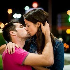 On peut attraper le sida en embrassant