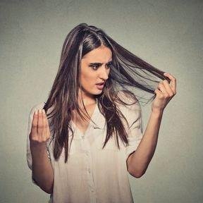 Les symptômes de la pelade