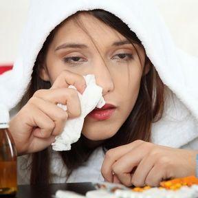 """Congestion nasale et remède contre le """"nez qui coule"""""""