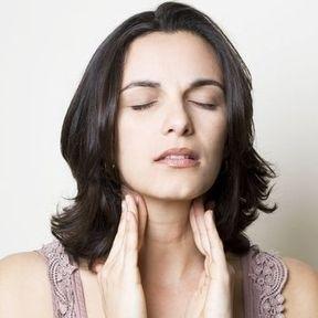 Contre le mal de gorge
