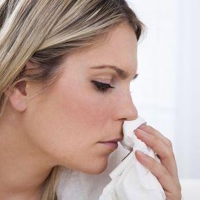 Hémorragies nasales