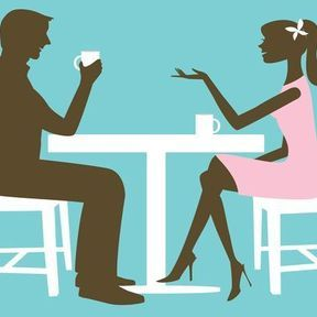 La bonne posture quand on est à table