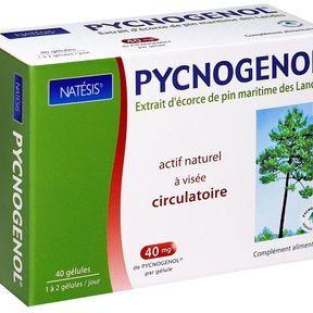 Pycnogénol®, Natésis