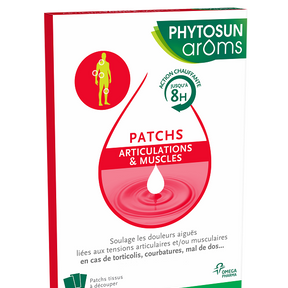 Patch Point, Phytosun Arôms