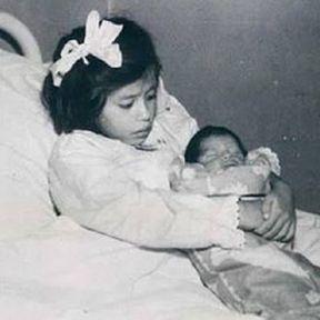 La plus jeune mère