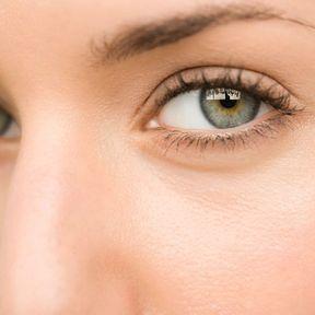 Le clignement des yeux