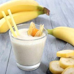 Recette n°6 : un smoothie à la banane