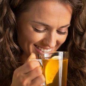 Recette n°1 : un thé au miel et au citron