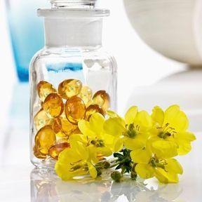 L'huile d'onagre en capsules