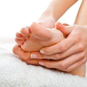Masser ses pieds