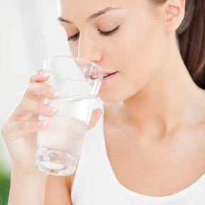 De l'eau peu minéralisée