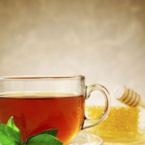 Une cuillère à café de miel