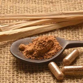 Un mélange d'EPS rhodiole + guarana