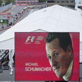 Schumacher poursuit sa rééducation à son domicile