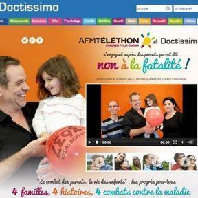 Téléthon 2014 : Doctissimo s'engage à nouveau