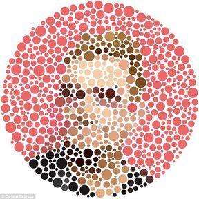 Test de daltonisme
