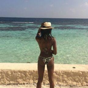 Les fesses de Naomi Campbell