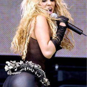 Les fesses de Shakira