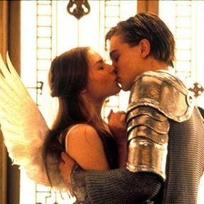 Leonardo DiCaprio et Claire Danes (Roméo et Juliette)
