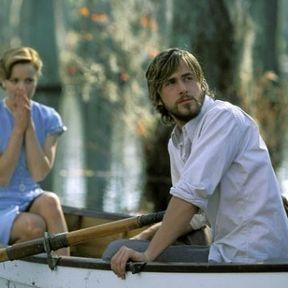 Ryan Gosling et Rachel Mc Adams (N'oublie jamais)
