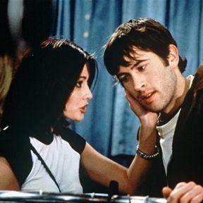 Shannen Doherty et Jason Lee (Mallrats)