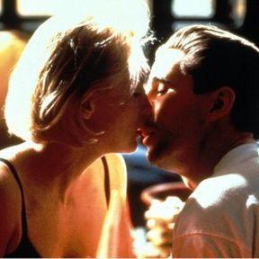 William Baldwin et Sharon Stone (Sliver)