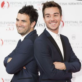 Alex Goude et Romain Taillandier