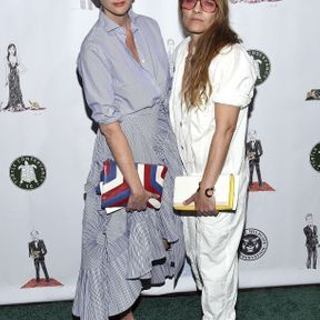 Jenna Lyons & Courtney Crangi