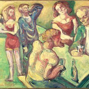 Au Cabaret ! Emile Bernard