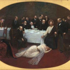 La Madeleine Chez le Pharisien. Jean Béraud