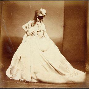 Virginia Verasis de Castiglione. Jean-Louis Pierson.