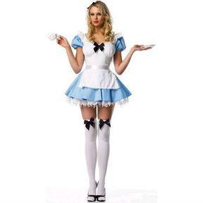 Déguisement Alice au Pays des Merveilles sexy