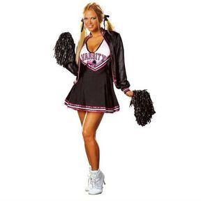 Déguisement cheerleader sexy