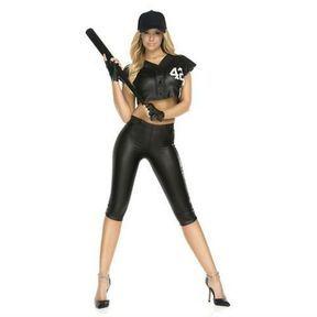 Déguisement joueuse de baseball sexy