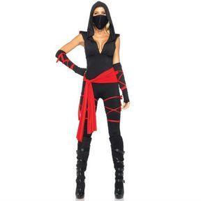 Déguisement ninja sexy