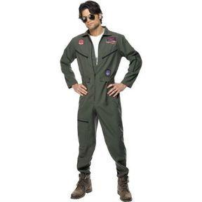 Déguisement pilote d'avion sexy