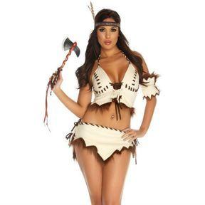Déguisement Pocahontas sexy