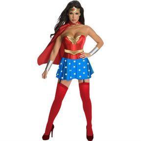 Déguisement Wonder Woman sexy