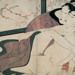 Livre illustré : L'Etreinte de Komachi