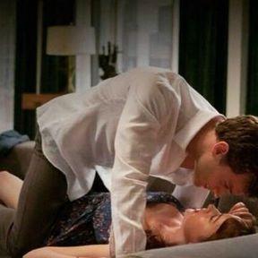 Anastasia et Christian Grey (50 nuances de Grey)