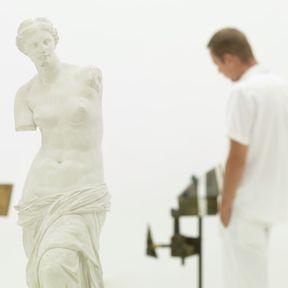 Statue, tu m'excites !