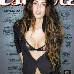les seins de Megan Fox