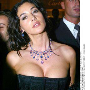 Les seins de Monica Bellucci