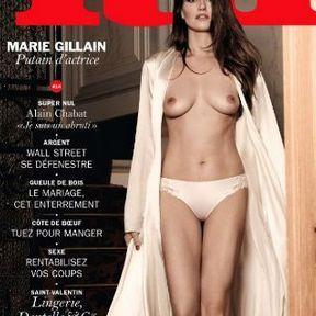 Les seins de Marie Gillain