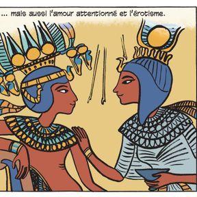 L'Egypte Antique : A l'origine était le sexe !