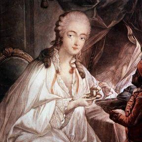 En 1768, La comtesse du Barry… la putain du roi !